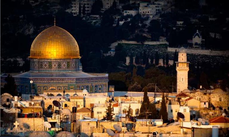 Todos os Olhares se voltarão para Jerusalem!