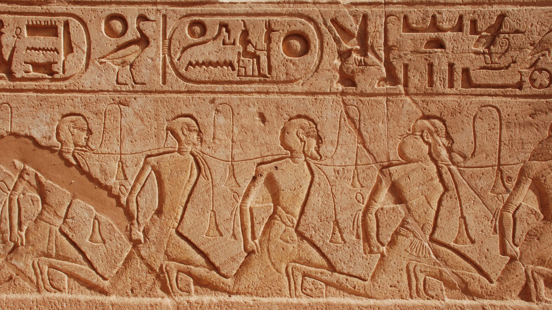 O Egito na Profecia