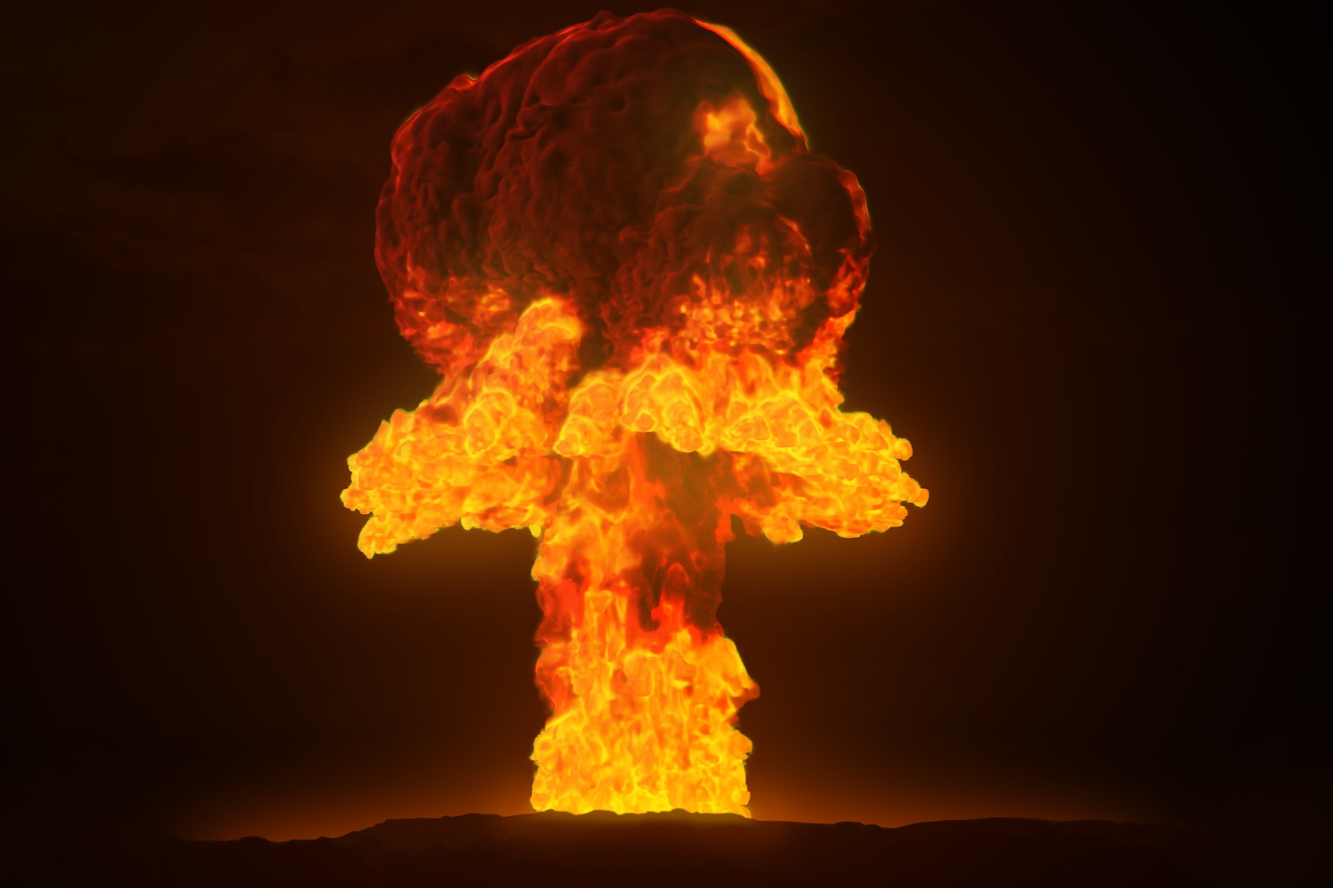 Guerra Nuclear - Armagedom.